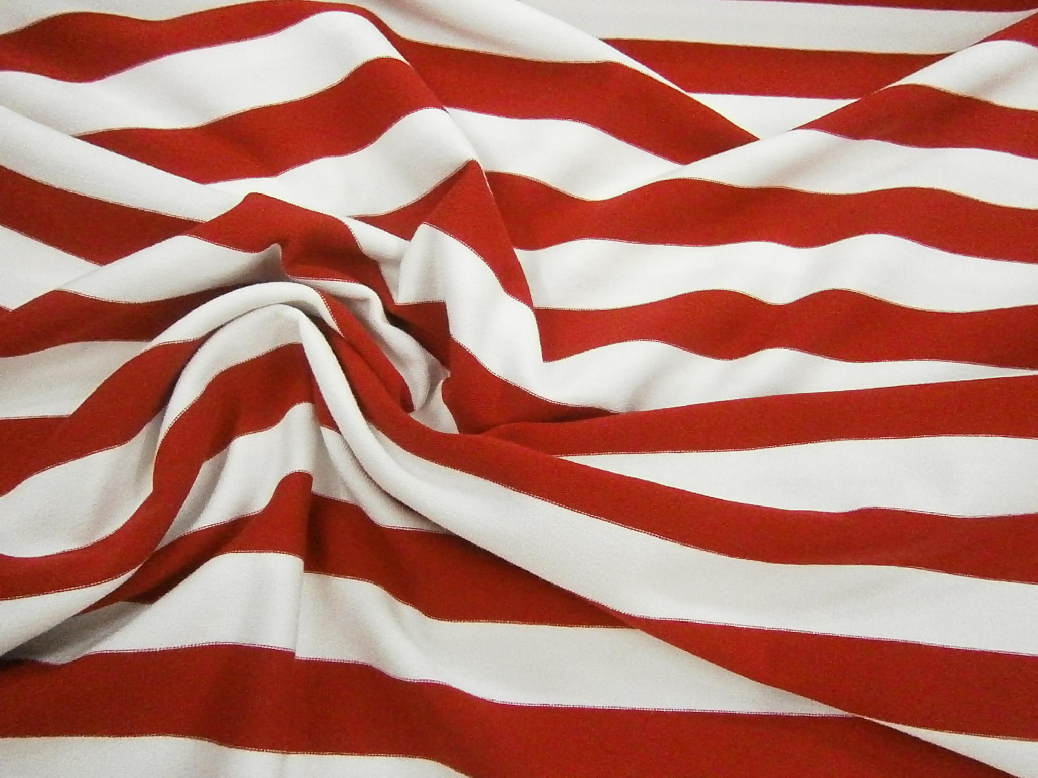 Pruh červená + bílá 2x2 cm empty 91e97abb57d